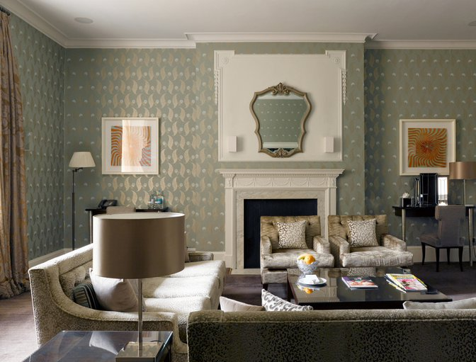 The Suite rooms at Home House